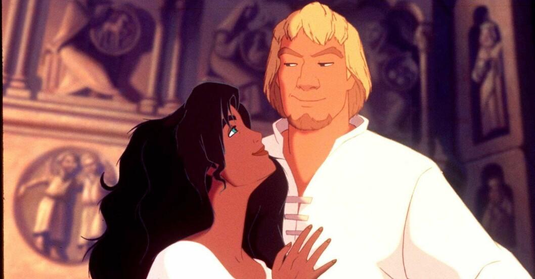 esmeralda och phoebus