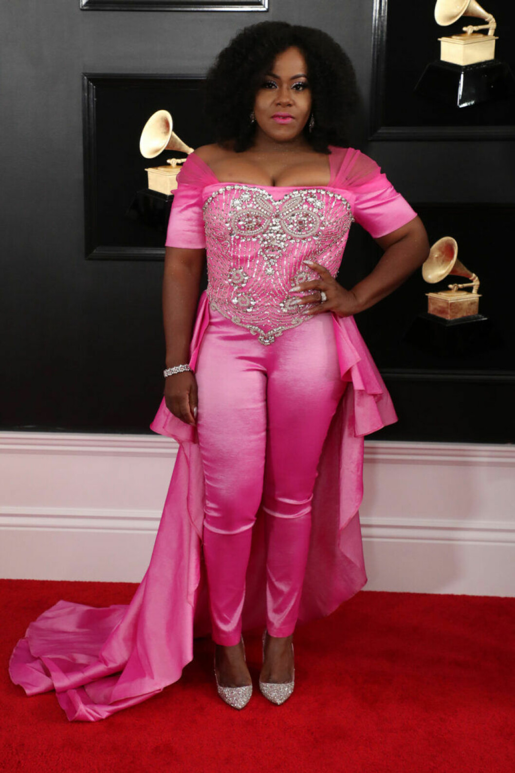 Etana på Grammy Awards 2019