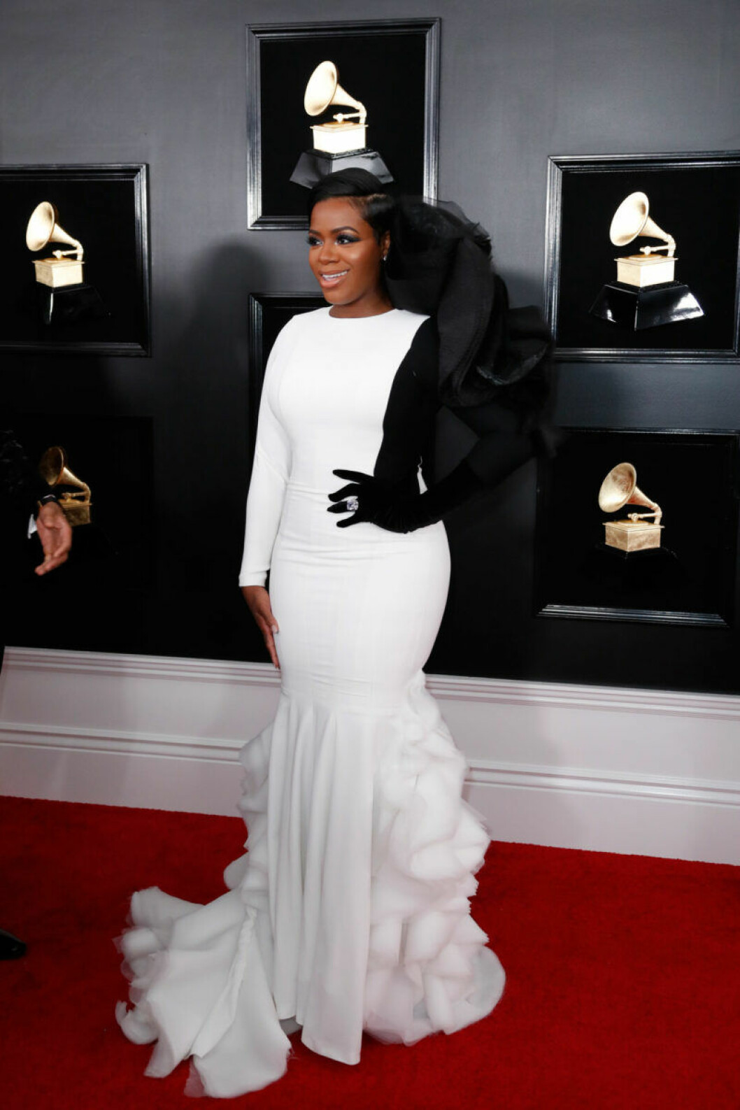 Fantasia Barrino på Grammy awards 2019