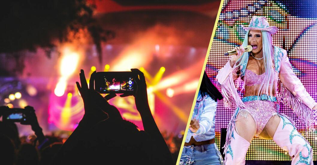 Cardi B på festival