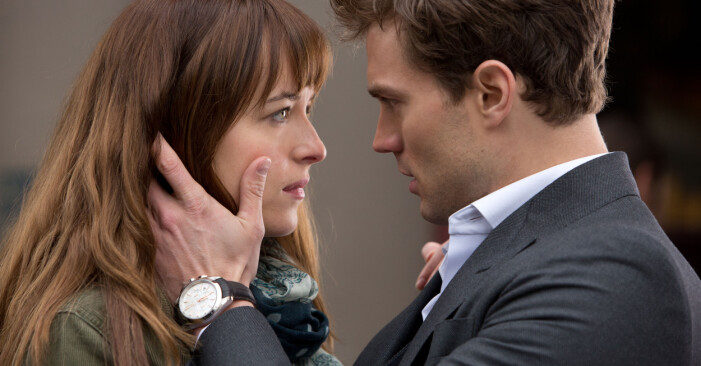 Fifty Shades of Grey på Netflix