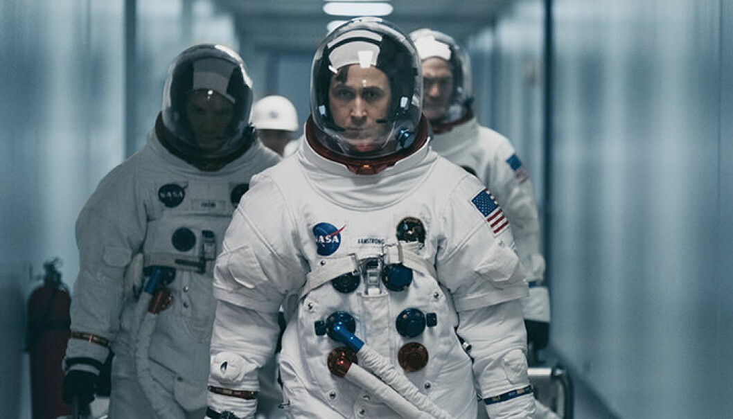Filmen First Man.