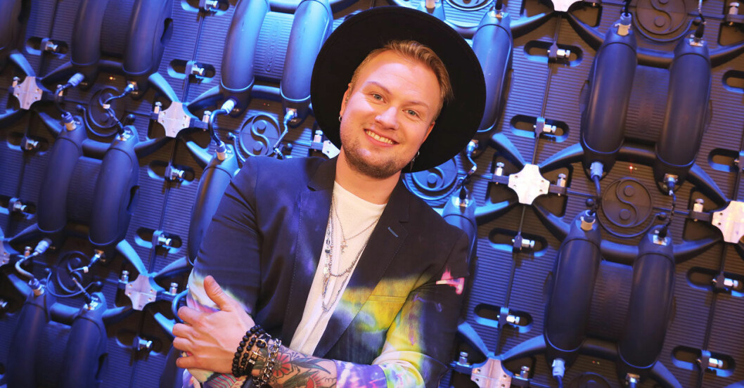 Freddie Liljegren idol