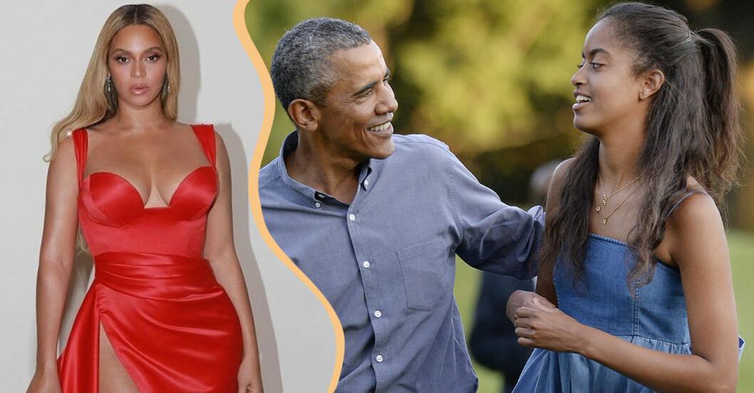 Malia Obama blir manusförfattare!