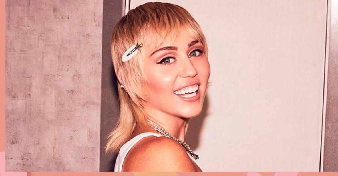Miley Cyrus om att hon dras mer till kvinnor.