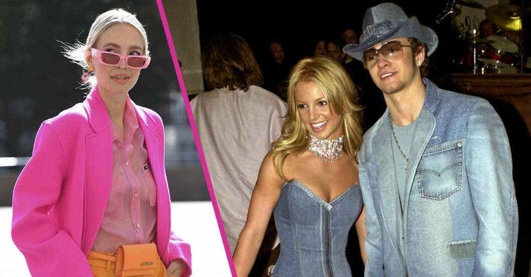 Britney Spears, Justin Timberlake i jeans