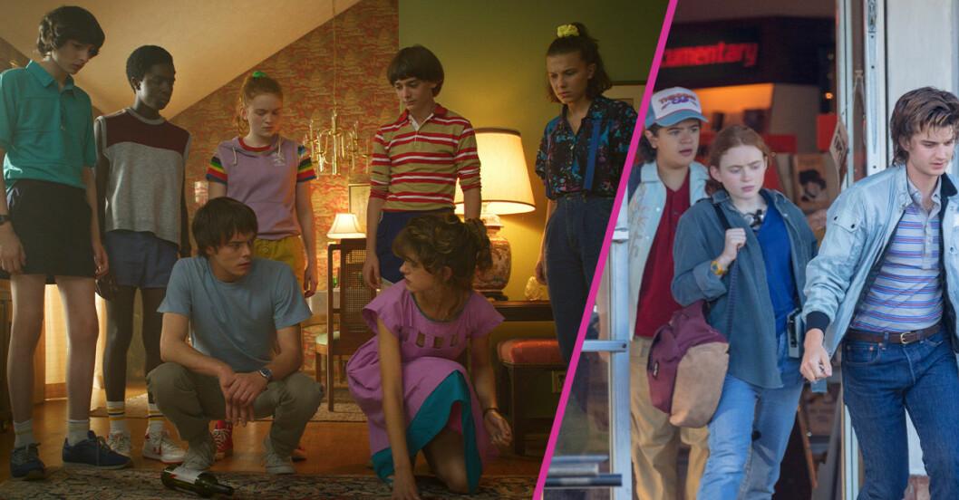 Hollywood-stjärnorna Uma Thurman och Ethan Hawkes barn kommer medverka i Stranger things säsong 4.