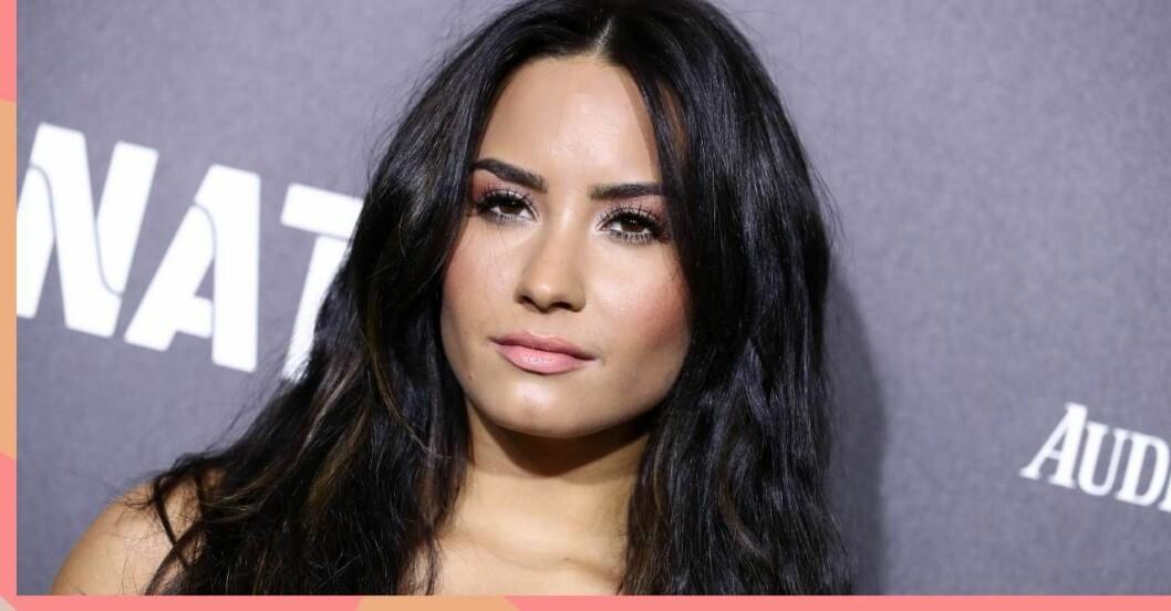 Demi Lovato talar ut om överdosen.