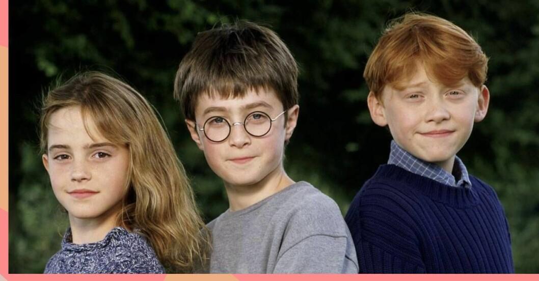 Harry Potter - det hände sedan.