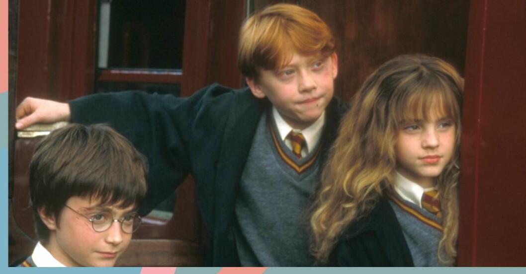 Missarna i Harry Potter-filmerna.