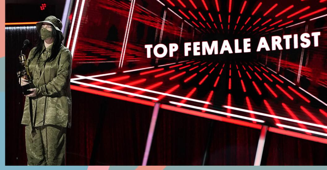 Billboard Music Awards 2020: Här är nattens vinnare