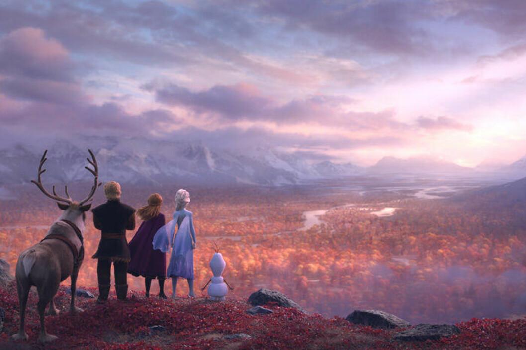 En bild ur filmen Frost 2, som har premiär på Filmstaden den 25 december 2019.