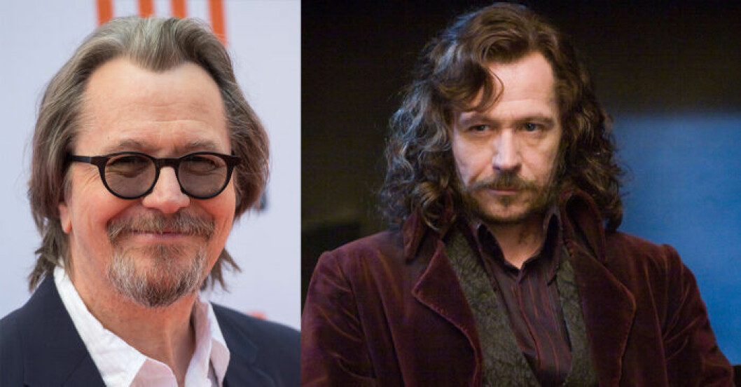 Gary Oldman i Harry Potter