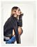 Bianca Ingrosso frontar festkollektion för Gina tricot –glittrig paljettklänning