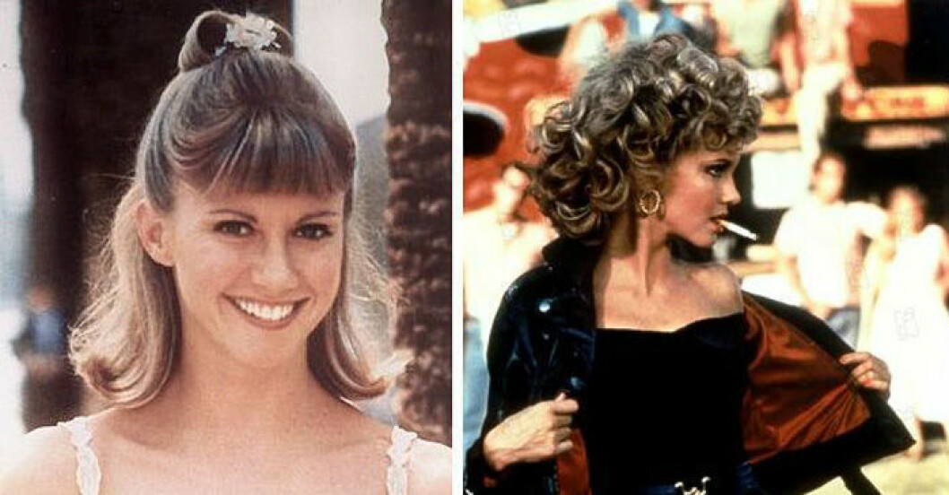 Olivia Newton John i Grease