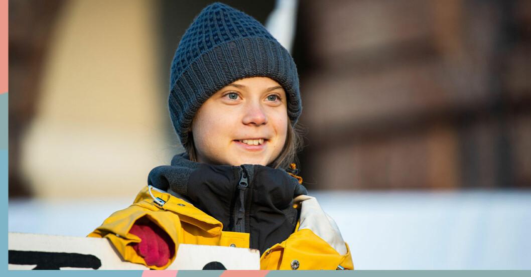 Efter det att klimatkämpen Greta Thunberg riktat kritik mot hur medierna hanterar klimatkrisen får hon nu själv chansen att sätta dagordningen på Dagens Nyheter