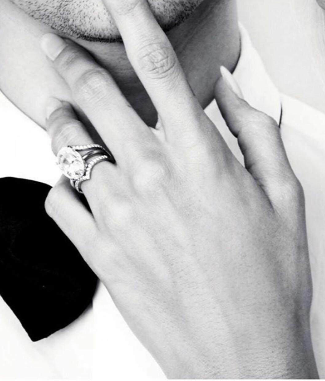 Haileys nya ring