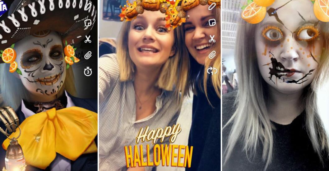 Halloween-snapchat-filter