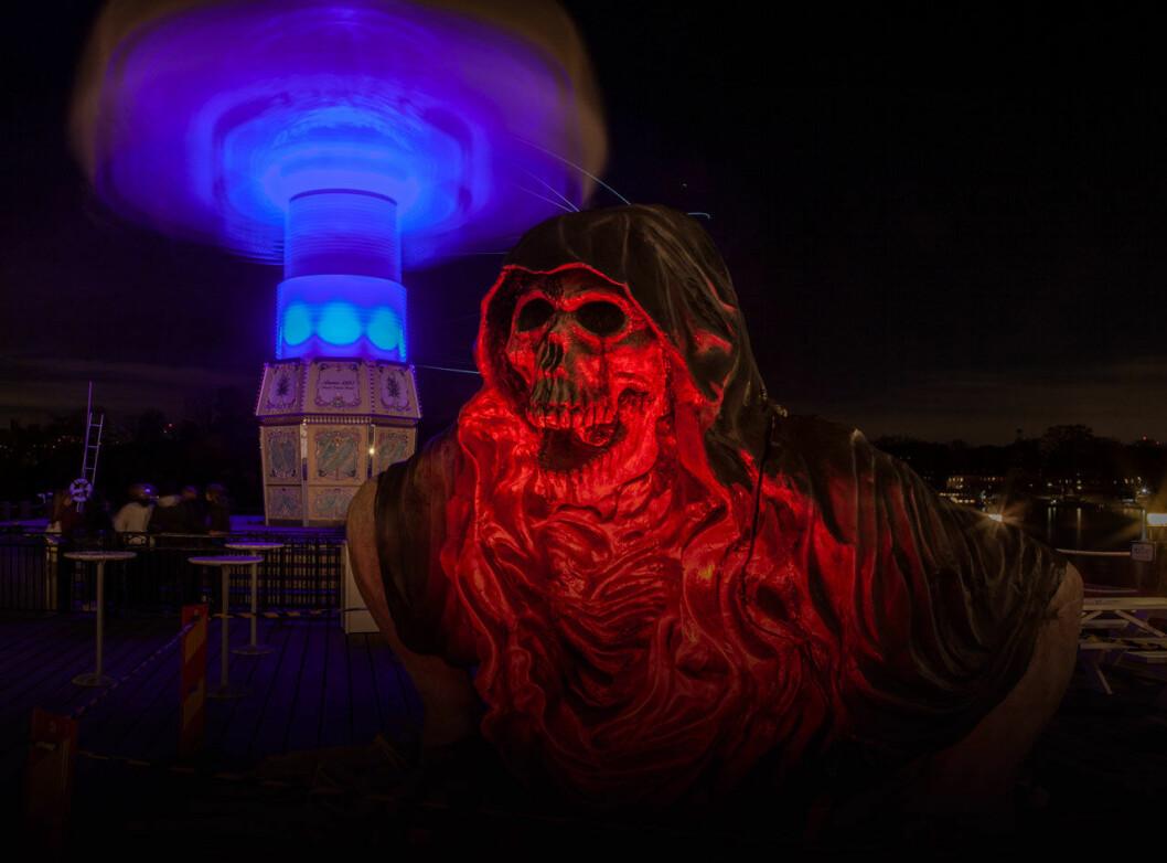 Sekten är Gröna Lunds nya skräckhus under Halloween