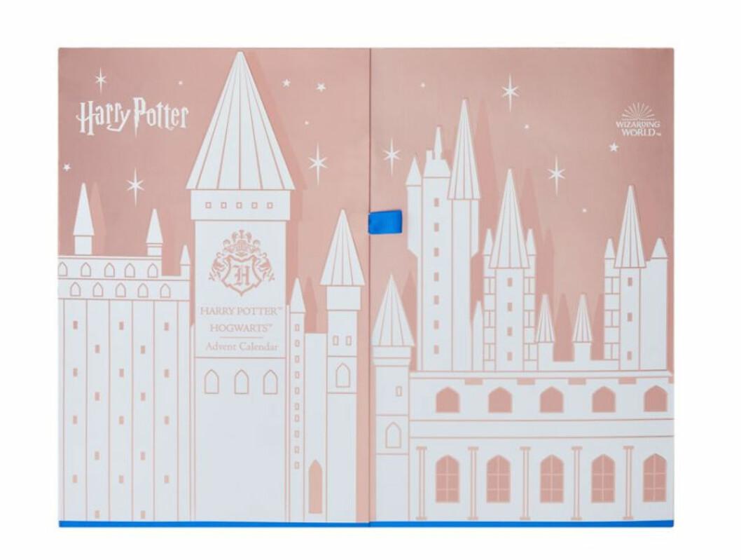 Harry Potter adventskalender med skönhet