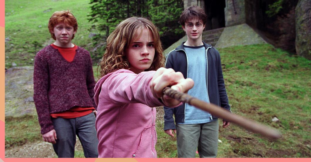 Nu kan du kliva in i Harry Potters universum – som dig själv