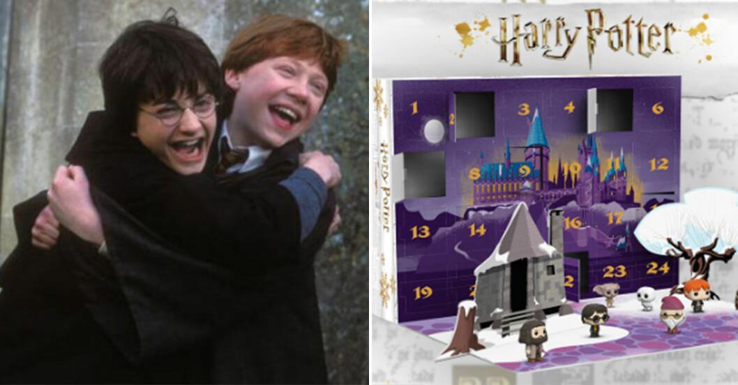Harry-potter-adventskalender