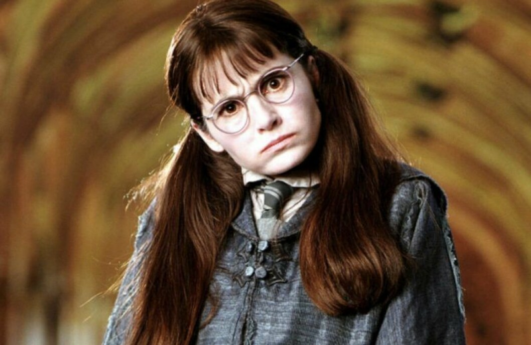 Shirley Henderson i harry potter