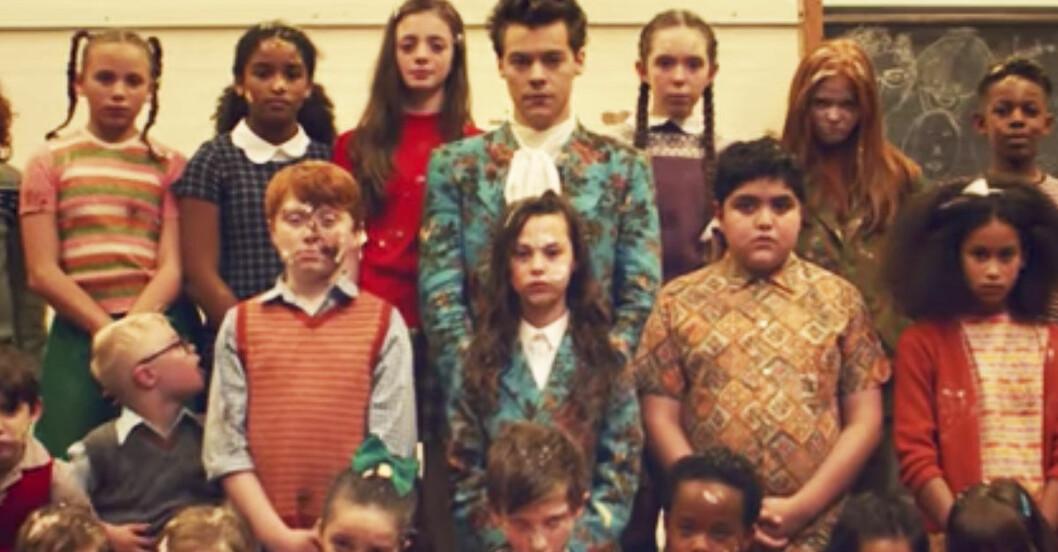 Harry-Styles-musikvideo