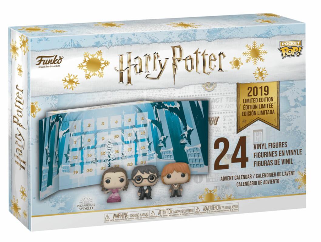 Adventskalender med harry Potter