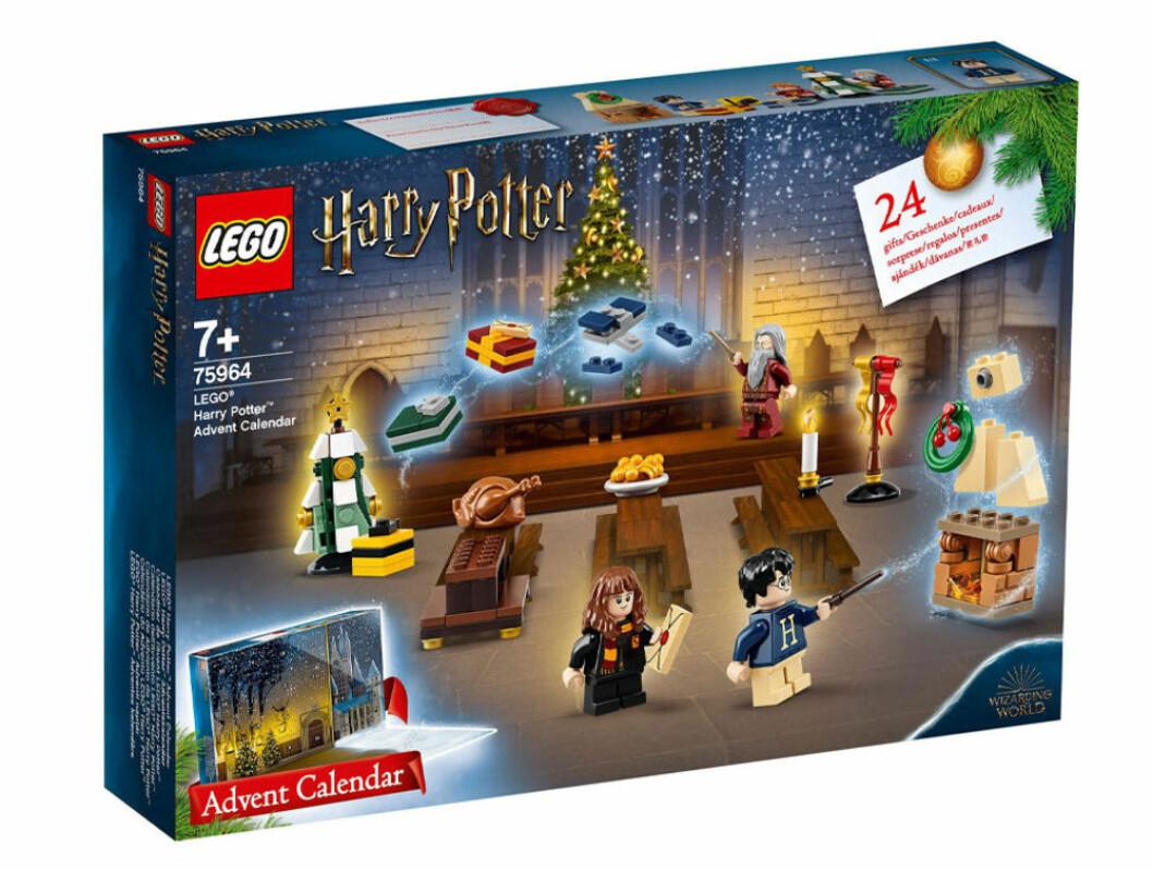 Harry potter legokalender