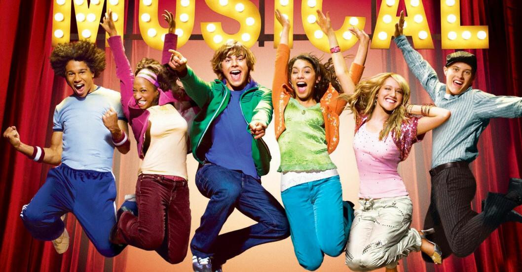 Vad vet du om high school musical?