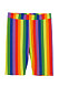 H&M:s pridekollektion 2019 – regnbågsfärgade cykelbyxor