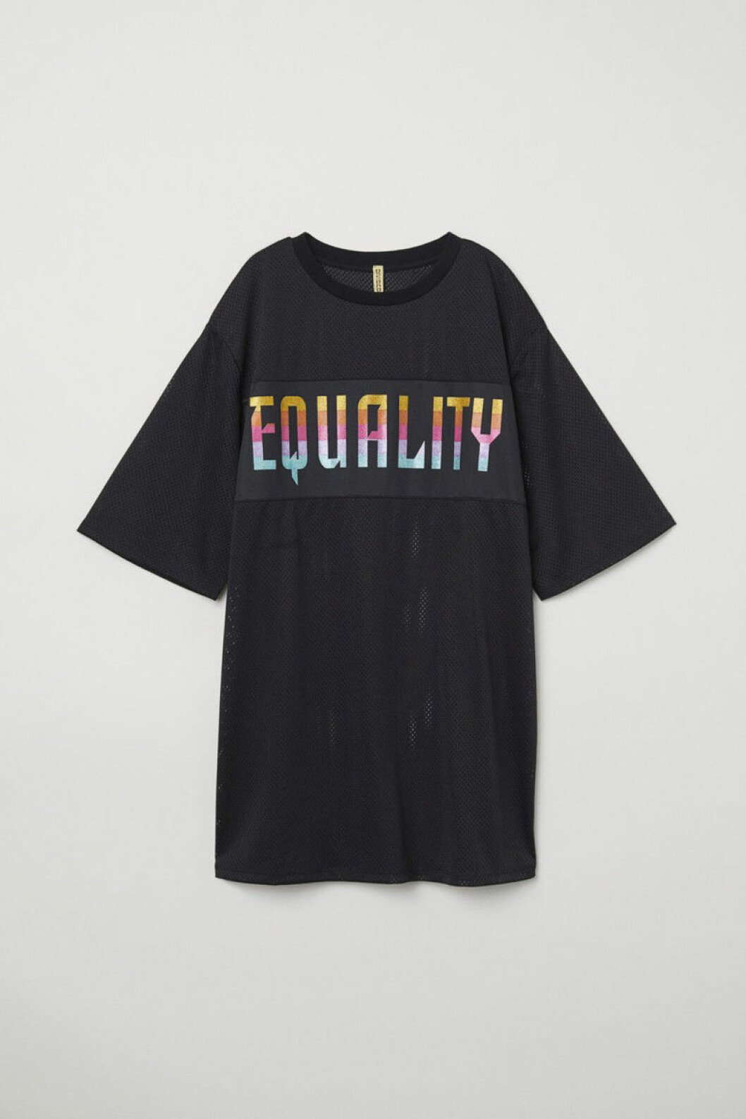 T-shirt, proud out loud, H&M pride-kollektion.