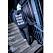 Stentvättad grå hoodie från Ribeckas kollektion med Madlady