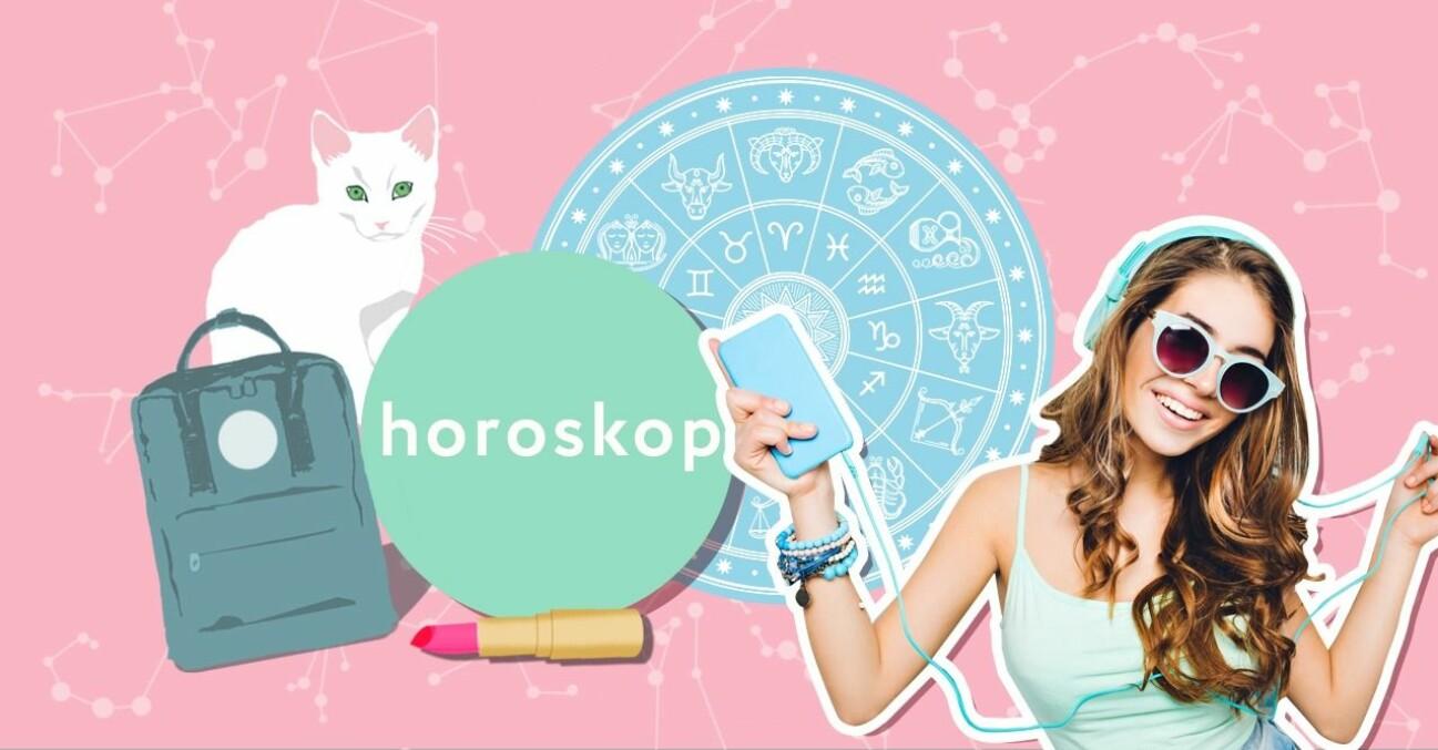 Horoskop vecka 33 2021