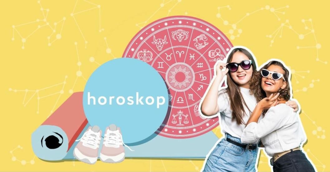 Horoskop vecka 14 2021