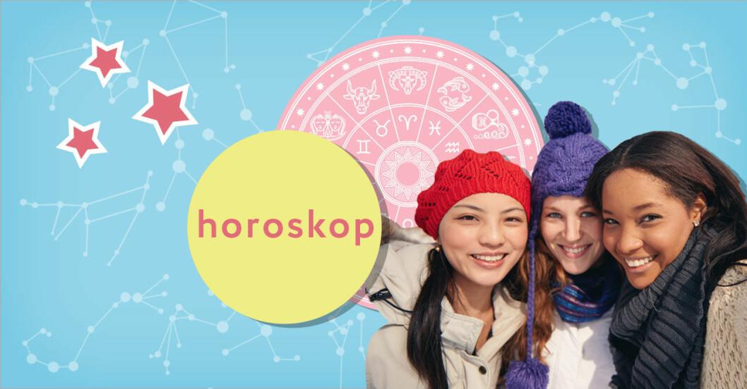 Horoskop vecka 53 2020