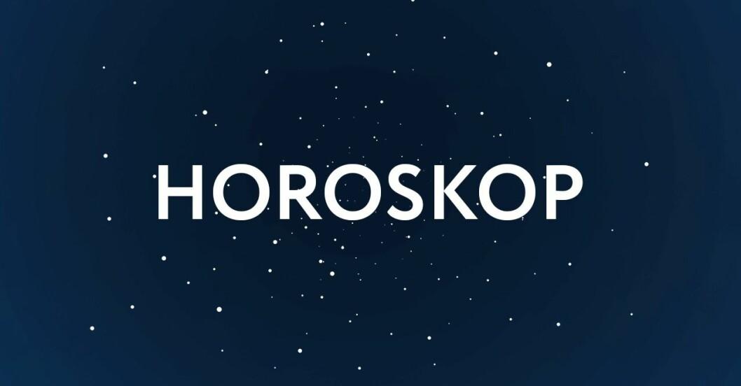 Horoskop på Frida: Så blir det för ditt stjärntecken