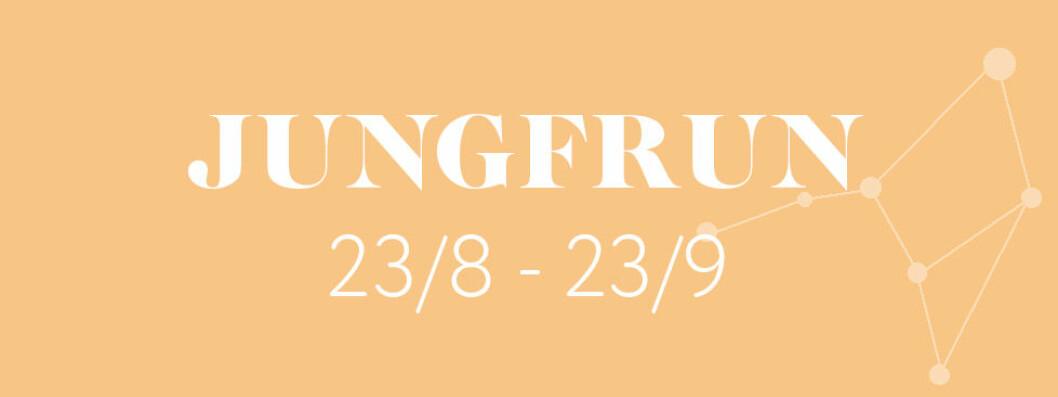 Horoskop vecka 4 2019 – Jungfrun