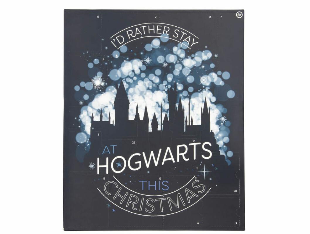 Adventskalender Harry Potter hogwards