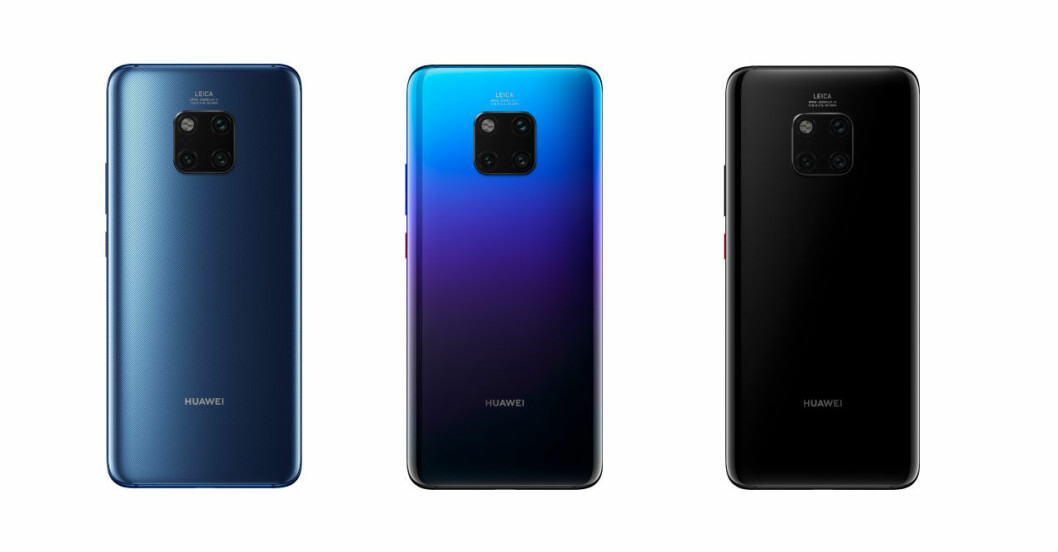 Huawei-mate-20-pro-farger