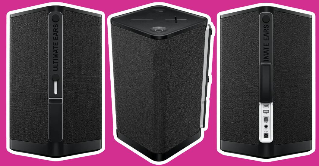 Hyperboom högtalare