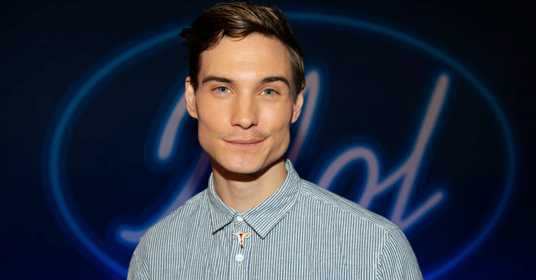 Christoffer Hamberg Idol 2019