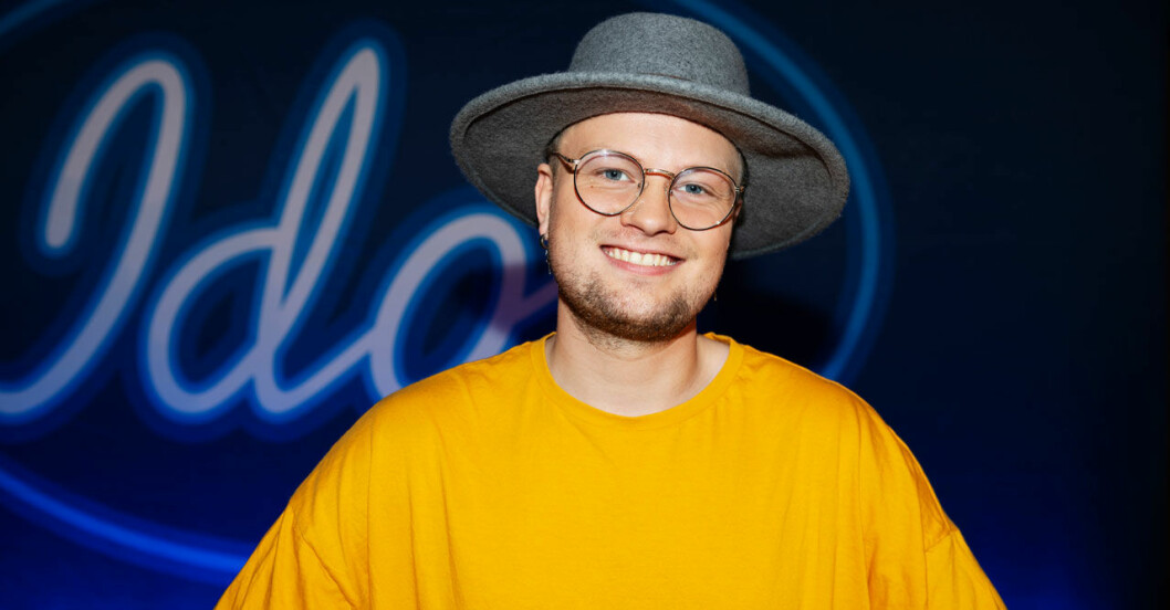 idol 2019 Freddie Liljegren