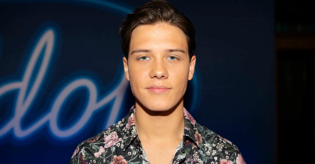 Hampus Israelsson idol 2019