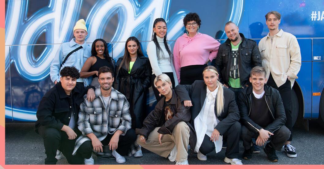 Så blir den första fredagsfinalen i Idol 2020 – efter coronafallen