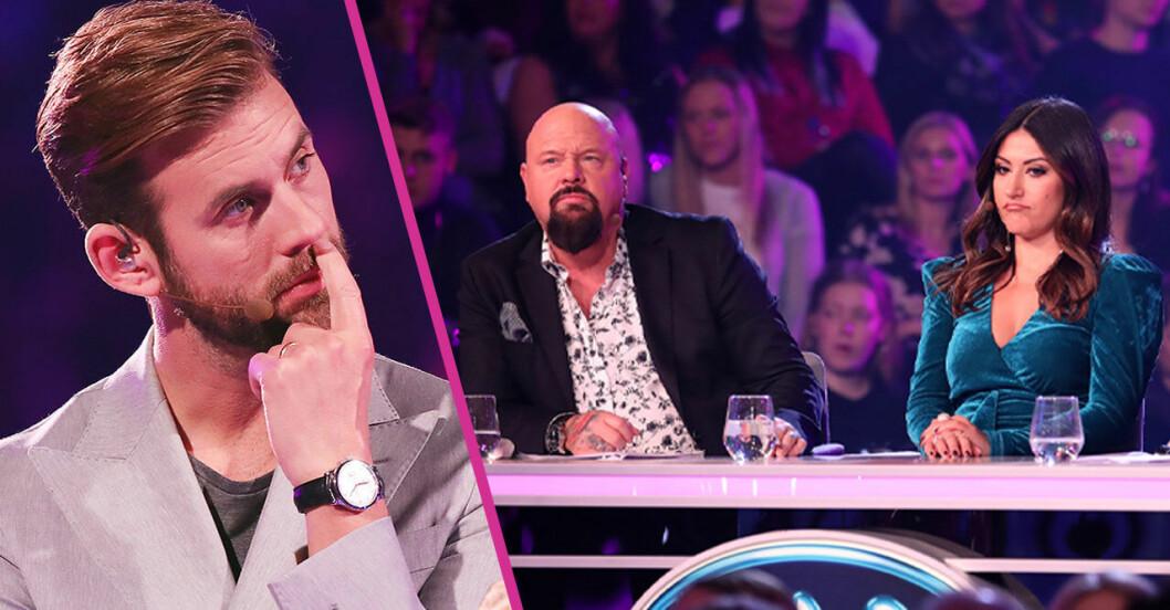 Idol juryn 2020