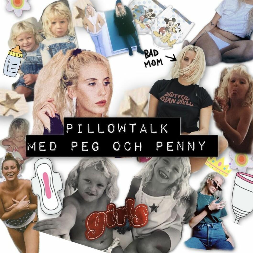 Peg Parnevik och Penny Parnevik delar med sig av personliga berättelser