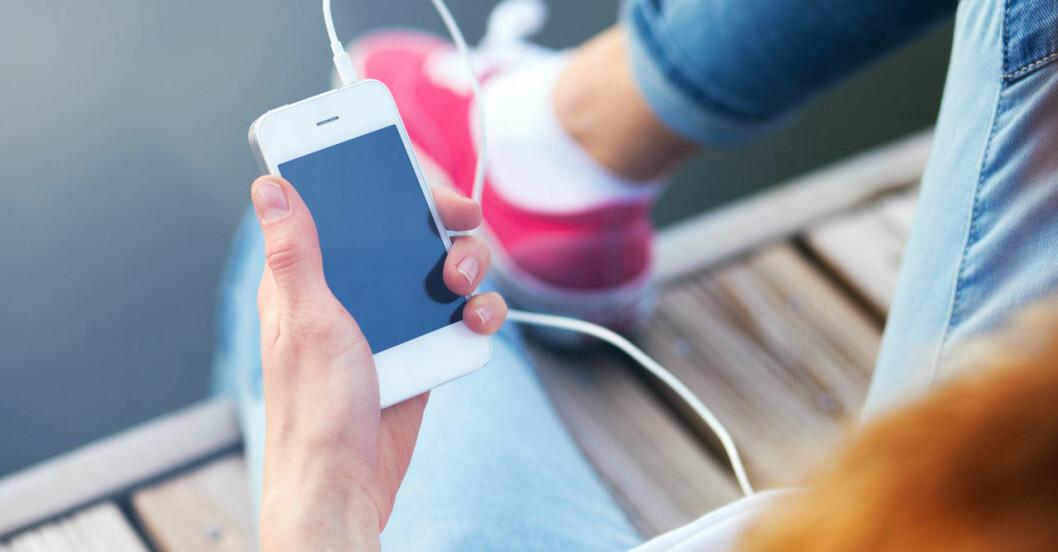 Iphone vänsterhänt