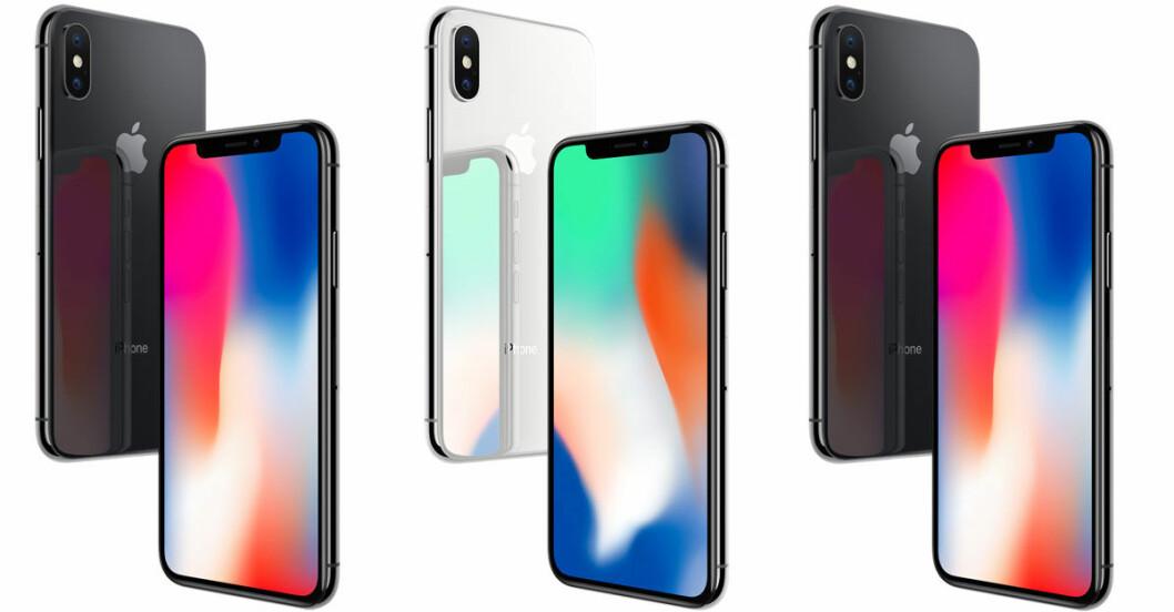 Iphone-X-pris-datum
